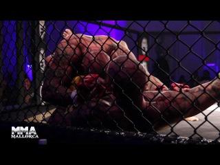 Damian Garcia vs Ivo Cuk MMA Mallorca 01.12.12
