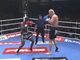 Hong Man Choi vs Bonjasky K 1 2005