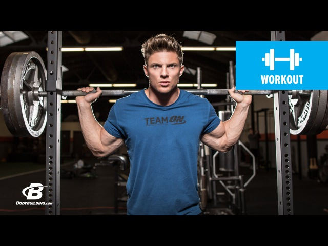 Training Program Steve Cook's Modern Physique