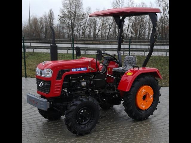 Купить Мини-трактор Shifeng-SF 244 (Шифенг-244) ременной minitrak.com.ua