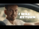Skylar Grey - I Will Return (Paul Walker Tribute FF7)