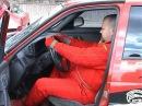 Правильная посадка водителя в автомобиле