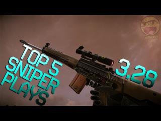 TOP 5 SNIPER PLAYS 3.28