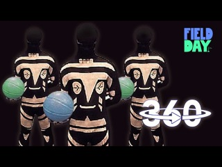 360 Game: Follow the Blue Ball!