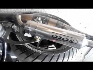 yamaha aerox tuning 2015 part 2