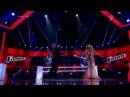 Ульяна Синецкая и Буша Гоман How Do You Keep the Music Playing - Поединки - Голос - Сезон 3
