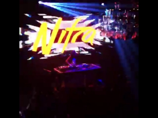 Nifra live at Lizard Lounge, Dallas 17.10.2015
