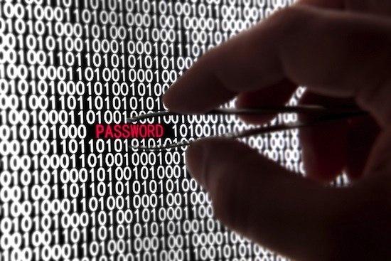 Список найпопулярніших паролів