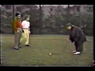 Gaki no Tsukai #061 (1990.12.11) - Golf Match Play