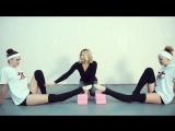 SLs Упражнения для красивых балетных ног. Танцы Онлайн с Кристиной Мацкевич