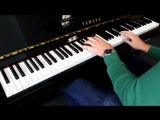 Calvin Harris feat. John Newman - Blame Piano Cover_HIGH