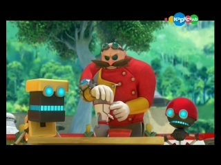 Sonic Boom/Соник Бум - 30 серия - Конкурс чили-догов