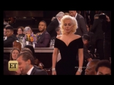 Реакция Леонардо Ди Каприо на победу Леди Гаги Золотой глобус 2016 | Leonardo DiCaprios Reaction to Lady Gagas Golden Globes