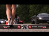 Ford GT40 (Heffner GT-1000) vs Lamborghini Murcielago LP640