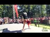Jessica Bogdanov Чемпионка мира по Street workout 2015