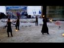 """Театр огня и света """"Чёрный феникс"""""""