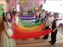 Танец на выпускном в детском саду Веселка.