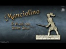SdA Manciolino spada sola single sword Bolognese sidesword