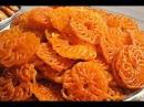 Индийская кухня_Джалеби-Индийская сладость