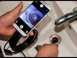 USB камера-эндоскоп для Android и ПК