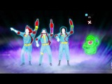 Ghostbusters - Ray Parker Jr. - Just Dance 2014 (Wii U)