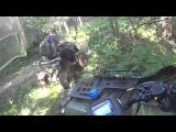 ABM Apache 150 и Stels ATV 300