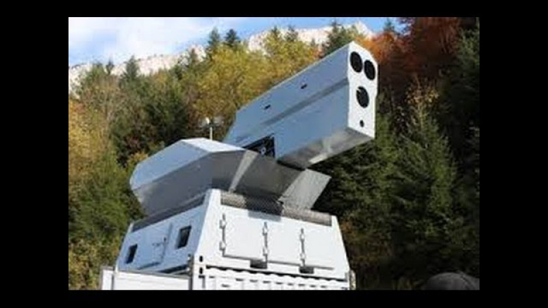 US MILITARY unveils ADVANCED ANTI MISSILE LASER made by Lockheed Martin