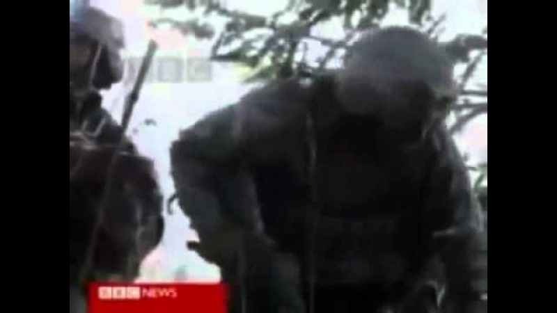 Американские солдаты плакали слезами от страха моджахедов