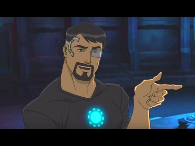 Команда Мстители - Танос Триумфатор - Сезон 2 Серия 13   Marvel