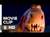 Отрывок Хороший динозавр The Good Dinosaur Movie CLIP - Butch's Scar (2015) - Pixar Animated Movie HD