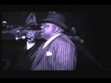 The Notorious B I G ft Puffy - Big Poppa LIVE SHOW