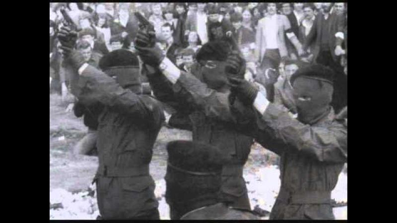 IRA Rebel Song - FUCK THE BRITISH ARMY [w Lyrics]