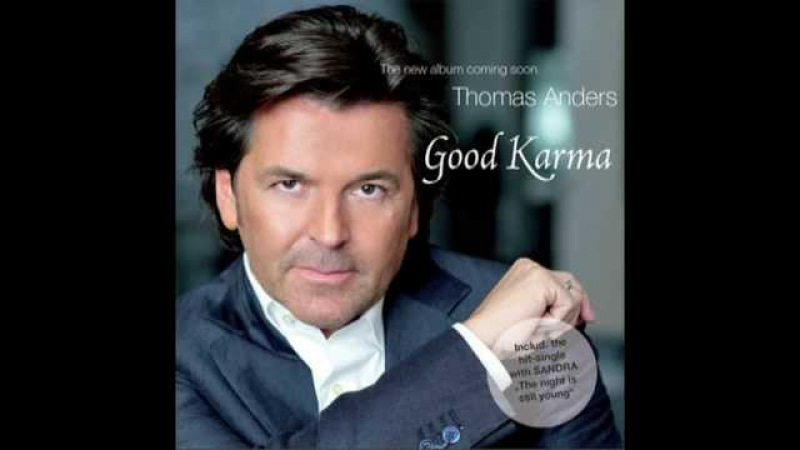 Thomas Anders Good Karma (original)