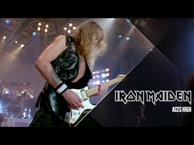Iron Maiden - Aces High (Official Video)
