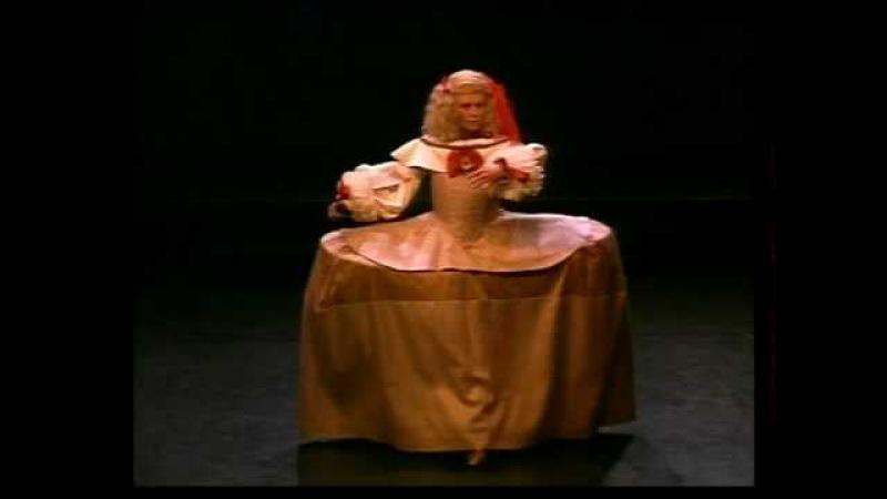 The King is Dancing - Baroque Music Dance - Les Folies d'Espagne part 1