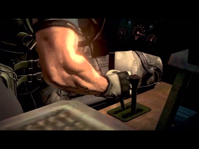 RE6 - Chris Redfield Piers Nivans - YOU KILLED MY MARCO!