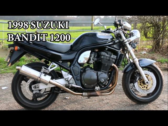 1998 Suzuki Bandit GSF 1200 - Motorcycle Review