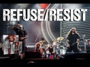Sepultura Refuse Resist Metal Veins Alive at Rock in Rio feat Les Tambours du Bronx