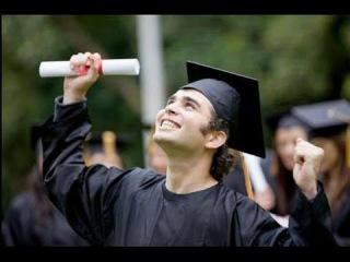 После того как окончил ВУЗ