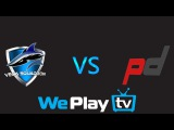 WePlay League Vega Squadron vs ProDotA Gaming Highlights