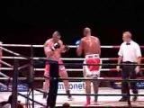 Tony Gregory vs Peter Vargas