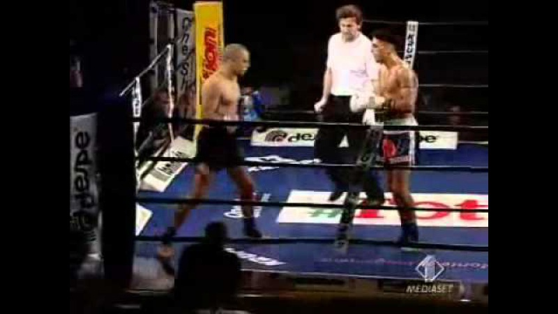 Giorgio Petrosyan vs Frane Radnic Janus Fight Night 2006