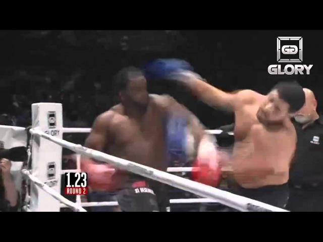 GLORY 4 Tokyo Errol Zimmerman vs Jamal Ben Saddik Full Video