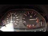 BMW E30 M50 turbo 0-290 km/h