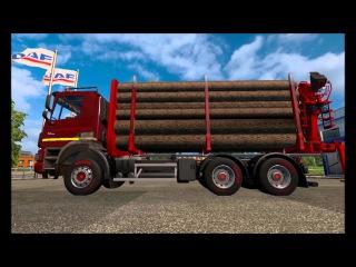 [ETS2]Euro Truck Simulator 2 Tatra Phoenix v 3.0