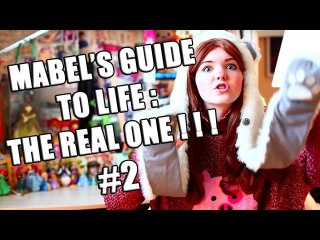 MABEL'S GUIDE TO LIFE : THE REAL ONE #2 ( Gravity Falls cosplay)