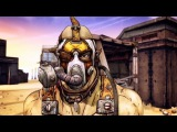 Borderlands 2 Krieg A Meat Bicycle Built for Two (Rus by Миёк и Риська)