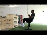 Top 10 Vertical Drills #7 Seated Box Jump Overtime Athletes