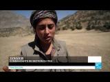 Rencontre avec des combattants du PKK dans le nord de l'Irak #Reporters