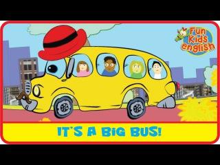 Transportation Song   Bus, Plane, Train, Car, Truck   Songs For Children   Fun Kids English